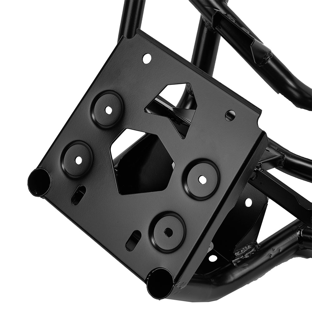 Iron Front Bumper For Can-Am Canam Maverick X3 UTV Iron Front Bumper For Maverick x3 MAX 2017 2018 2019 2020 2021 enlarge