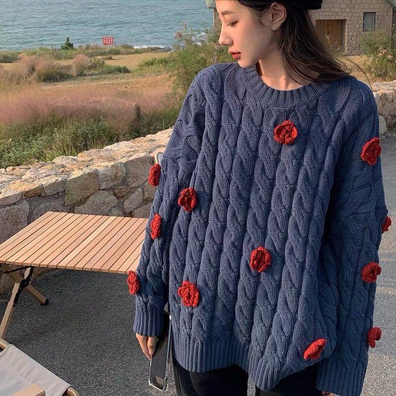Свитер, новинка 2021, женский зимний утепленный пуловер, блузка, женский зимний свитер, комплект одежды, свитеры из полиэстера для женщин