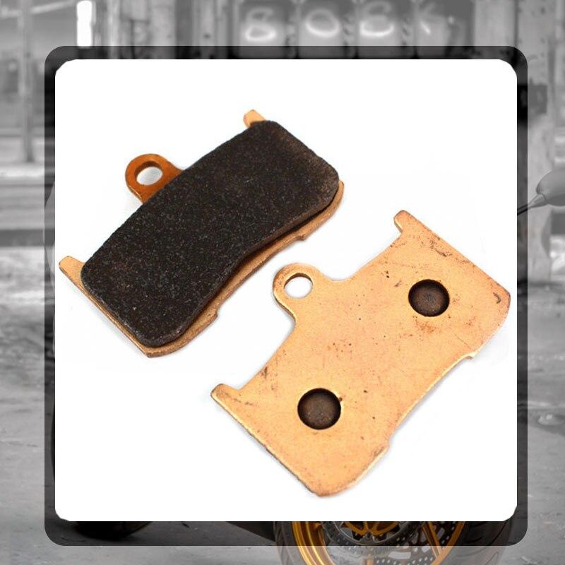 For KAWASAKI Z800 2013-2016 2015 ZX9R ZX900 2002-2004 Z1000 ZR1000 2003-2005 Motorcycle accessories front brake pads brake discs