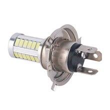 Nuovo H4 33SMD LED lampadine per fari Moto 800LM 6500K Led Moto Moto luci di marcia diurna per auto