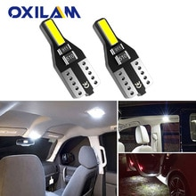 2x W5W LED T10 LED intérieur voiture lumières pour Opel Astra H J G Zafira Corsa D C Insignia Vectra B Mokka Meriva led automobile