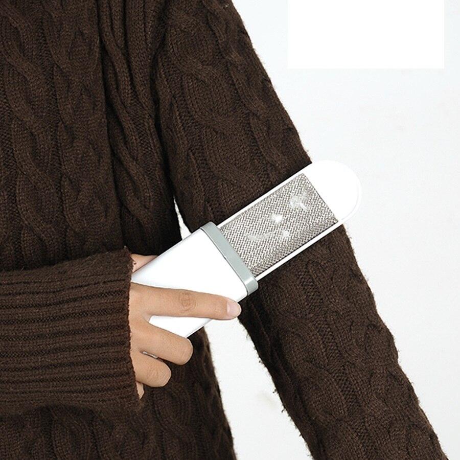 Щетка статическая для удаления шерсти домашних животных, многоразовое устройство для удаления пуха и пыли, электростатические Пылесосы