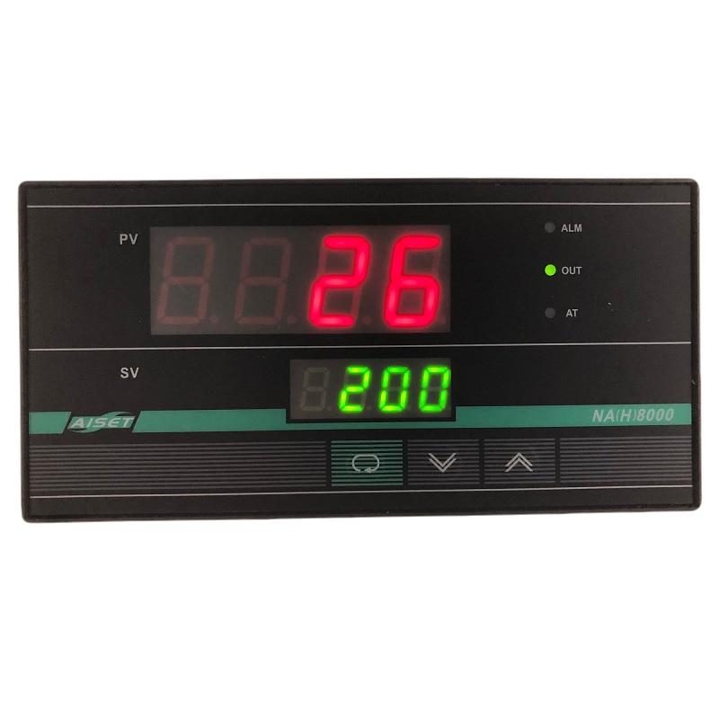NA(H)-8430 شنغهاي AISET أداة ترموستات NA(H)8000 8800 8431 8811 8434 NA(H)-8800E NA(H)-8800 K 400 ℃ NA(H)-8800 PT100 400