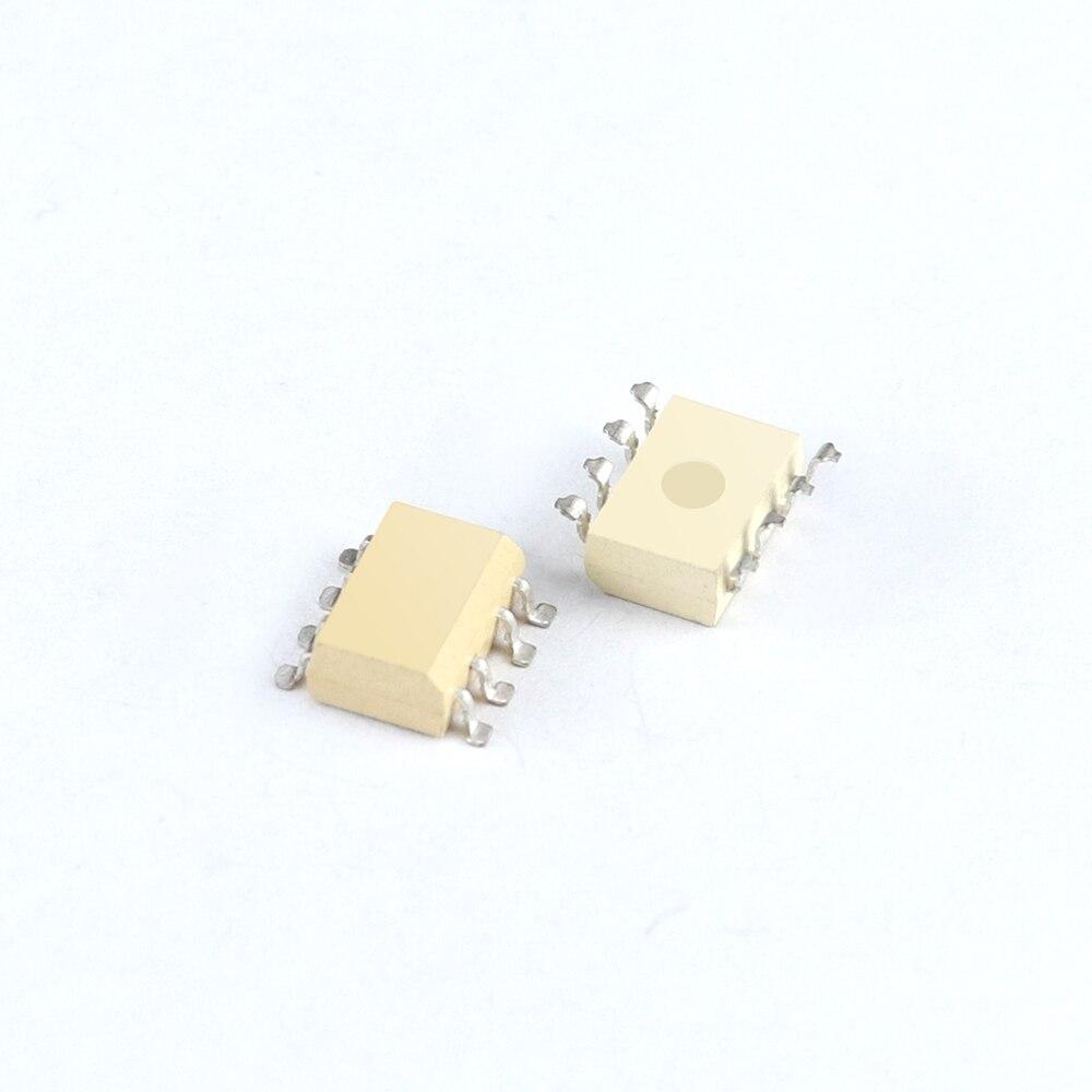 10pcs/lot TLP521 TLP521-2 SOP-8 In Stock