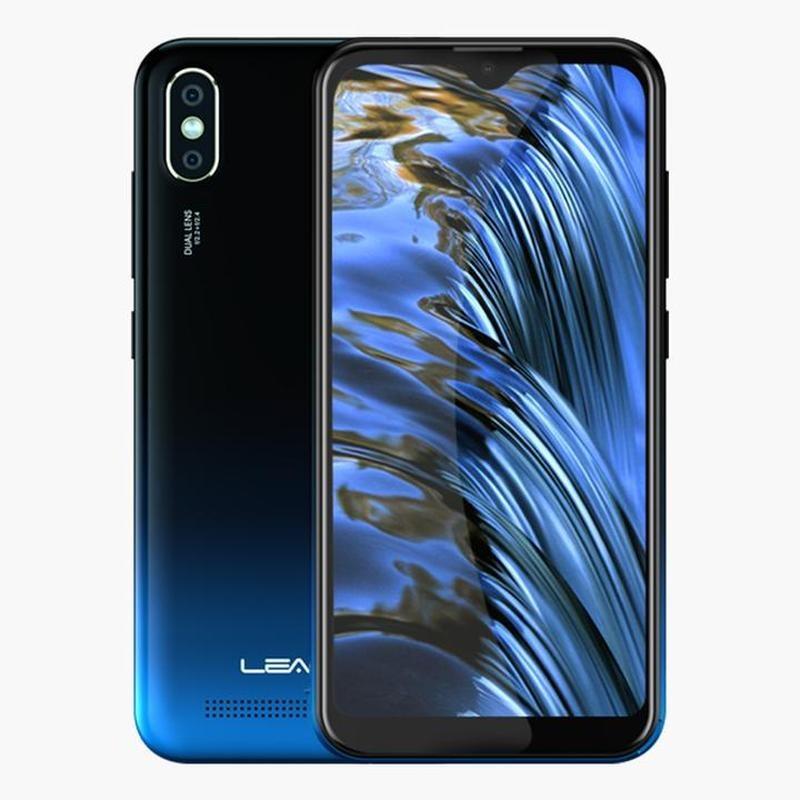 Перейти на Алиэкспресс и купить LEAGOO M12 смартфон 2 Гб ОЗУ 16 Гб ПЗУ 5,71 дюймIPS экран водослива Android 9,0 MTK6739V четырехъядерный 3000 мАч 8MP 4G мобильный телефон