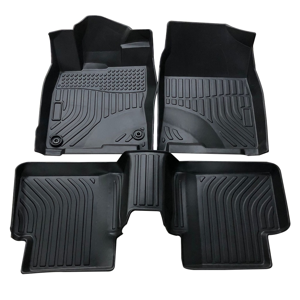 TPE Car Floor Mats For Greatwall Pao 2020(5seat)TPE Rubber Carpet All-Weather Protection