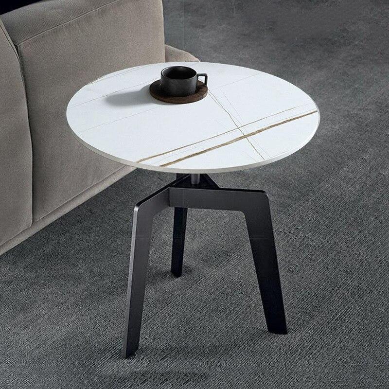 طاولة للمنزل ديكور المنزل غرفة المعيشة أثاث غرفة نوم طاولة شاي صغيرة مستديرة الإبداعية الأسرة الصغيرة شرفة الجدول حديقة
