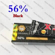 2/5/10/20/30/50PCS New Black 56% Tattoo Cream Semi Permanent Makeup Beauty Body Eyebrow Lip Liner Ta