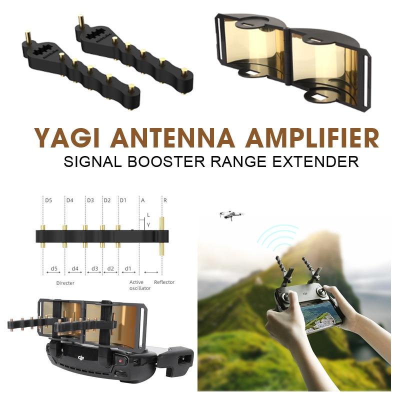Усилитель сигнала антенны Yagi, усилитель диапазона для DJI Mavic Mini/Zoom