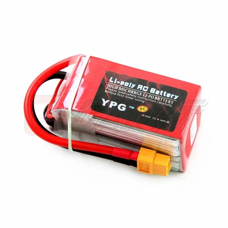 GARTT 2 Packs YPG 1800mAh 14.8V 70C 4S LiPo Battery With XT60 Plug For RC Mini Racing Drone FPV Quadcopter,210 Quad Frame enlarge