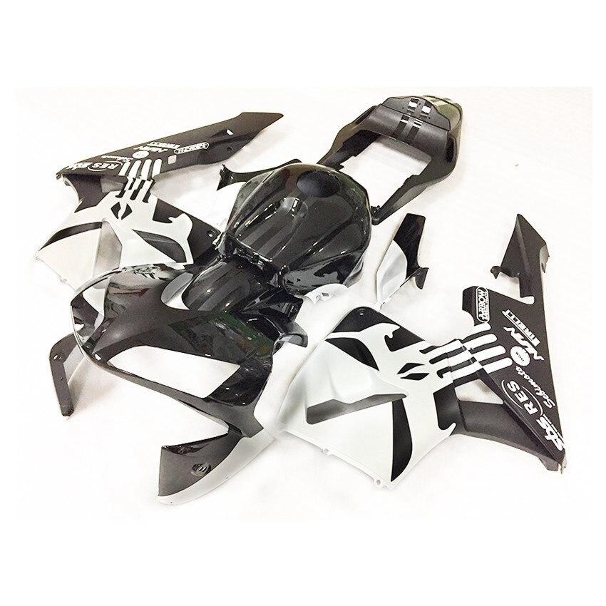 Juego de carrocería de carenado, moldeado por inyección para Honda CBR600RR CBR 600 RR F5 2003 2004 ABS, accesorios plásticos para motocicleta