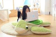 110cm Giant Huge Big Plush Tortoise Turtle Stuffed Animal Soft Toys Doll Gift Stuffed Animals