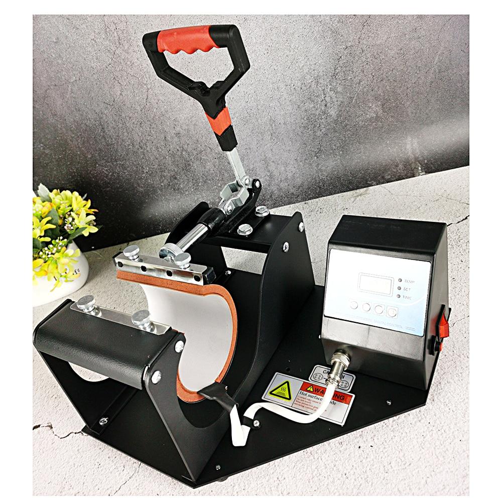 Термопресс для сублимационной печати на чашках, 350 Вт
