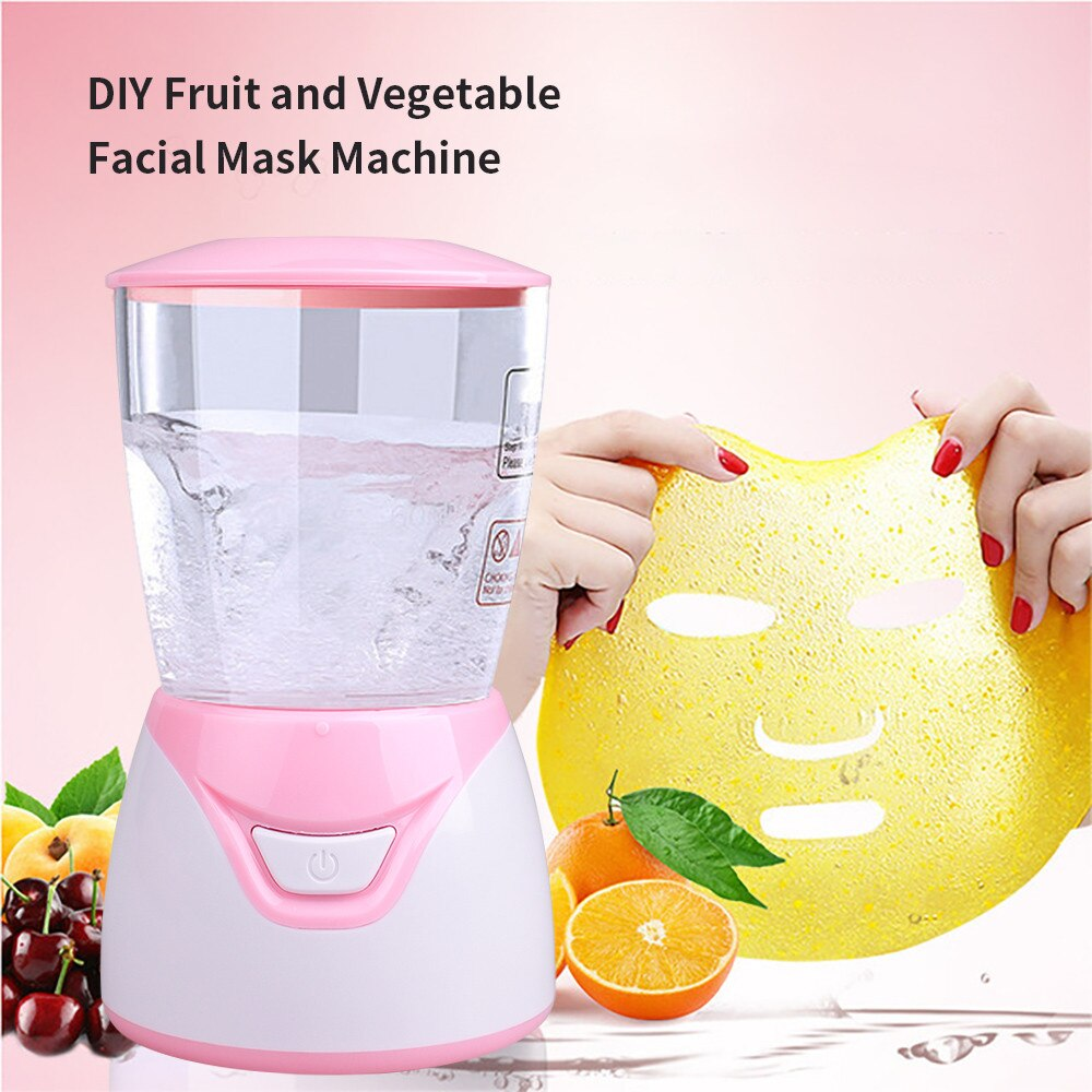 Diy Mask Machine Blackhead Remover Mask Stick Vegetable Automatic Fruit Masks for Skin Care Products