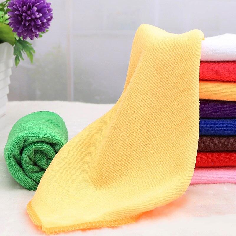 Newly Microfibre Towel Soft Fibre Towel for Swimming Pool Camping Travel Sports Yoga 25*25cm/30*70cm TE889