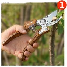 AIRAJ sécateur, principalement utilisé dans les jardins, les arbres fruitiers, les fleurs et autres ciseaux de jardinage à domicile outils à main de jardin