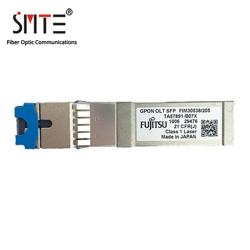 TA57891-B07X FIM30538/205 ل GPON OLT SFP الألياف البصرية الإرسال والاستقبال
