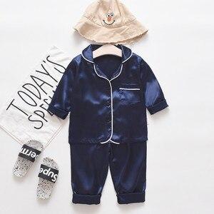 2021 New Children's Spring Bear Pajamas Explosion Bear Suit Korean Style Leisure Tops Comfortable Cute Pajamas Sets Fashion