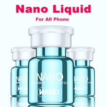 Nano Liquide Protecteur Décran Pour iPhone 11 Pro Max 7 8 PLUS Téléphone Intelligent Samsung Invisible Pleine Couverture Universelle 9H Film Décran