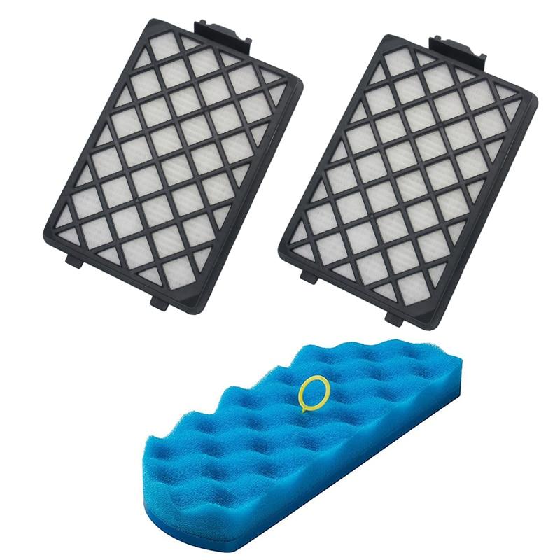Filtro de algodón para Samsung DJ97-01670B SC8810 SC8813 SC885B SC885F VCC88P0H1B SC88E0 aspiradora elemento de repuesto de algodón
