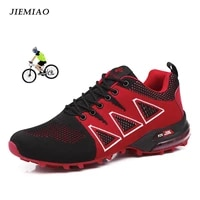 men mtb cycling shoes zapatillas ciclismo motorcycle shoes mountain trekking bicycle shoes outdoor casual hiking sneakers