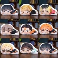 anime haikyuu plush pillow cushion toys hinata shoyo kageyama tobio oikawa tooru kozume kenma plushie stuffed soft toys gifts