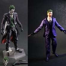 Joker Action Figure Anime Figurine One12 The Joker in Movie Batman Collectible Brinquedos PVC Model Joker Toys Figma