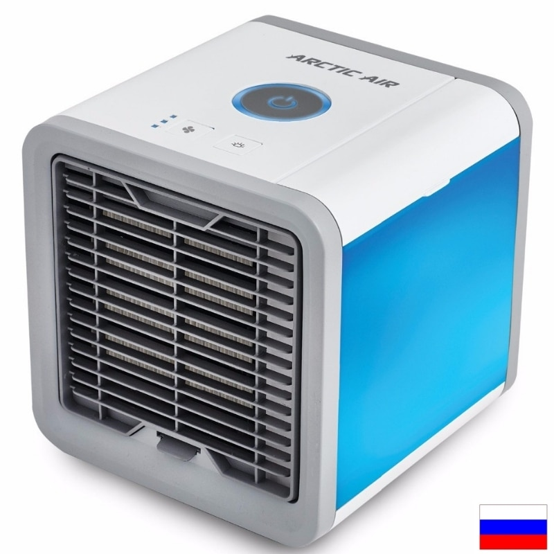 Mini air conditioner fan humidifier air purifier Arctic, mobile air conditioner, cooling