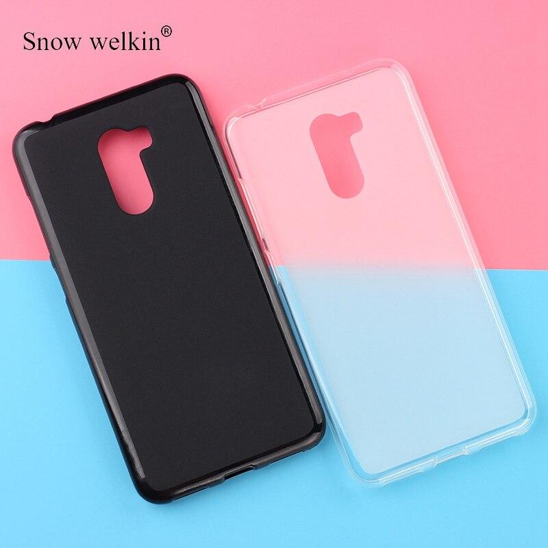 For Xiaomi Poco F1 Gel TPU Slim Soft Silicone Back Cover Case For Xiaomi Pocophone F1 6.18inch Phone