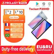 "Tablet TECLAST P20HD 4G, 10.1"" FHD (1.920x1.200) IPS, Cortex UNISOC A55, 4GB RAM, 64GB ROM (ampliable con MicroSD), 6.000mAh, Android 10, WiFi Dual"
