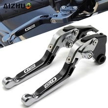 Brakes Clutch Lever Handle CNC Aluminum Motorcycle Accessories FOR HONDA CB650R CB650 R CB 650 R CB 650R 2019-2020
