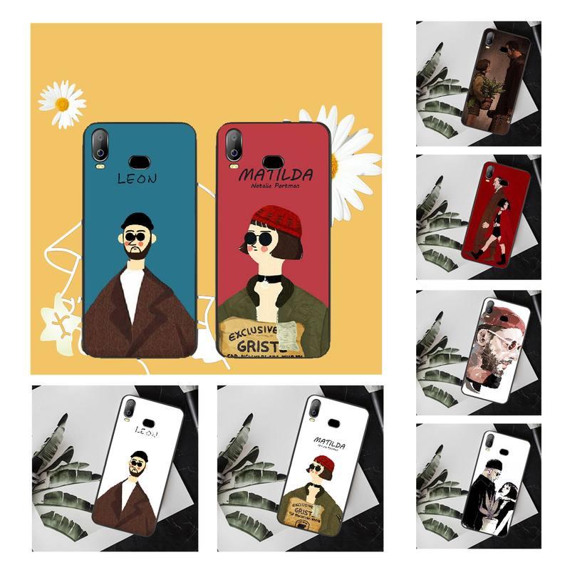 PENGHUWAN avicii natalie portman Coque sztywny futerał na telefon dla Samsung A10 A20 A30 A40 A50 A70 A71 A51 A6 A8 2018