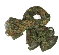 19090cm scarf military camouflage tactical scarf sniper face scarf veil camping hunting airsoft hiking scarves neckerchief