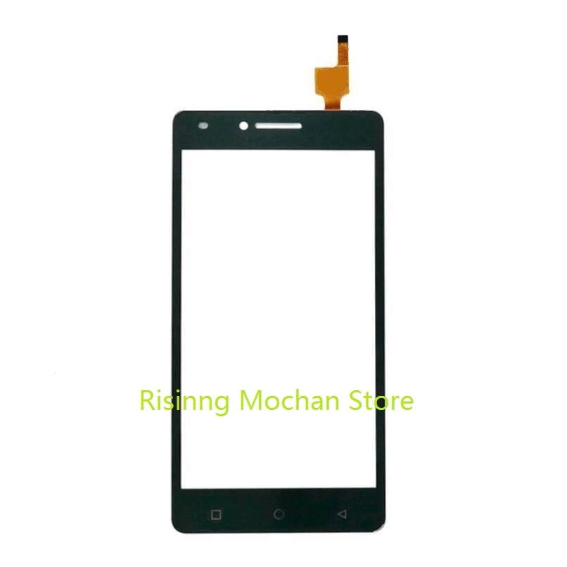 IN STOCK ! for Ark Benefit S502 Front Panel Touch Screen sensor Mobile Phone glass display Replaceme