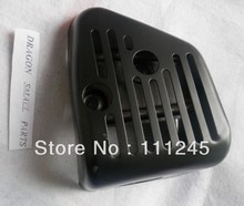 GXV160 머플러 & 커버 혼다 GXV160 GXV140 수직 샤프트 머플러 가드 쉴드 196CC 모어 18320-ZG9-M01 18310-ZE7-013