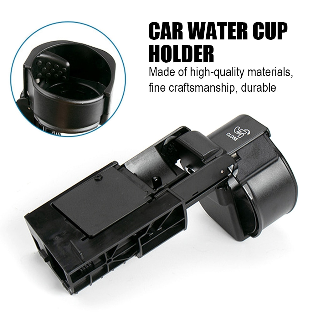 Car Cup Holder Portable Car Interior Drinks Organizer Vehicle Seat Cup ABS Drinks Holder for Mercedes C-Class W203 enlarge