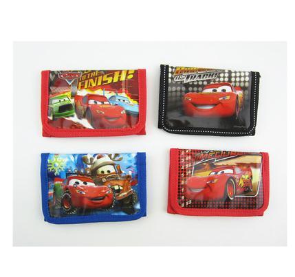 Дисней Замороженные дети мультфильм короткий милый кошелек девушка игрушка Сумочка школьника Подарочный мешок для монет принцесса мальчик автомобиль ручной Портмоне