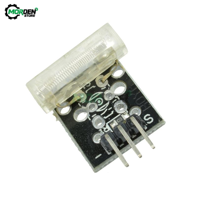 KY-031 Knock Sensor Module Percussion Knocking Knock Sensor Module 3Pin for Arduino DIY Starter Kit