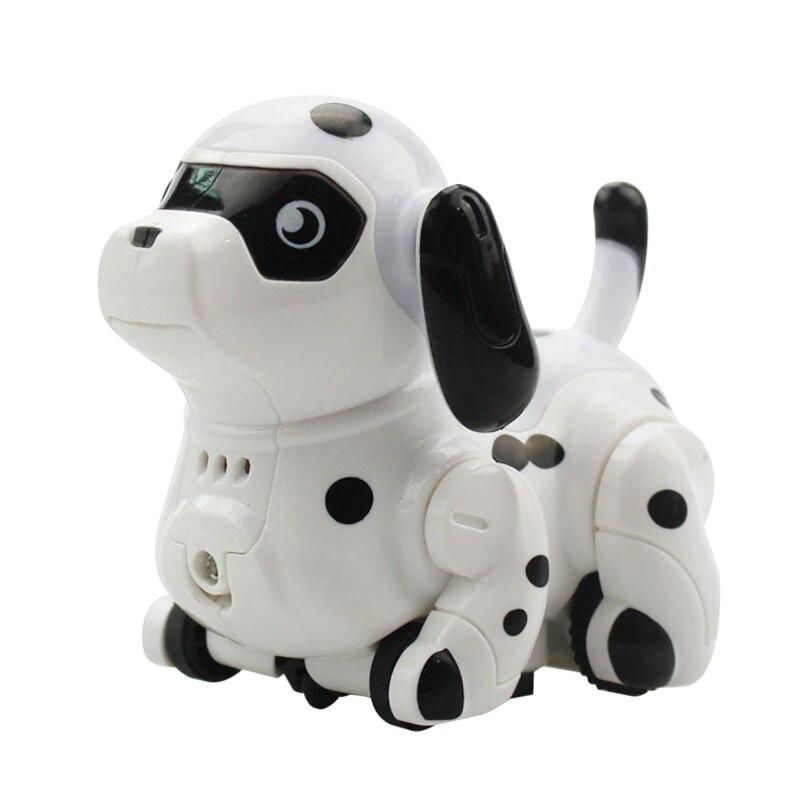 Pluma educativa juguete inductivo sigue cualquier línea dibujada lindo perro regalo para niños FJ88