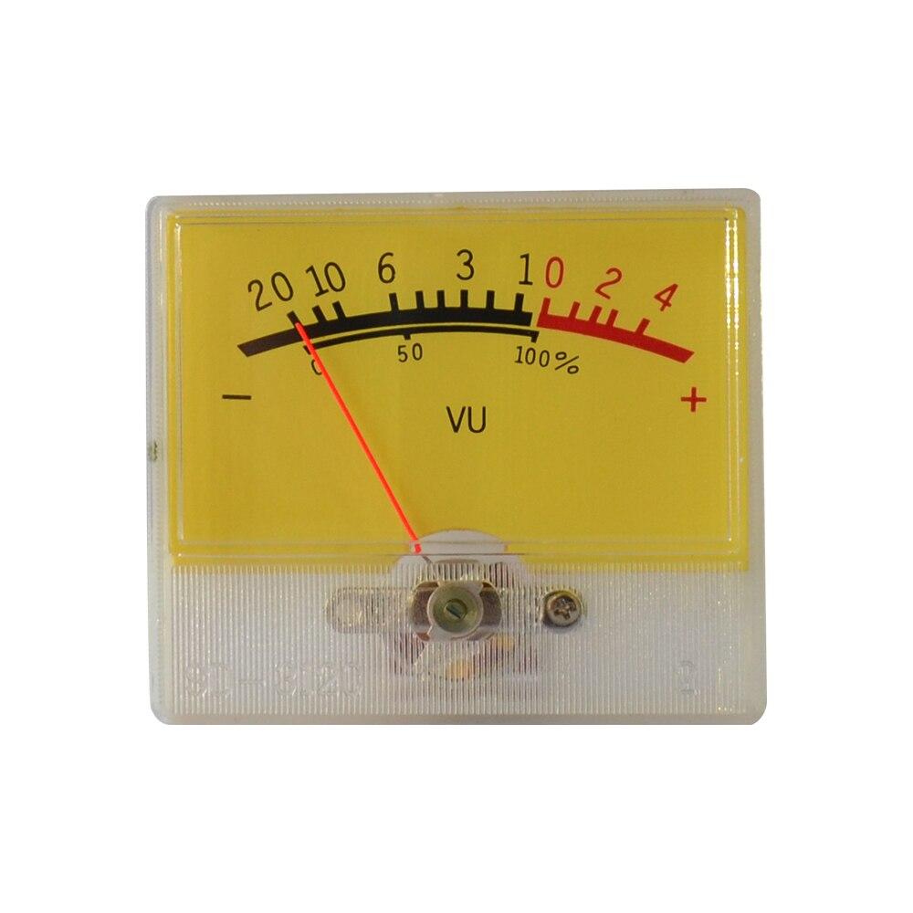 100 pcs/Lot panneau mètre SD-312C 55x47mm VU-20-+ 4dB DCR = 630ohm si = 500uA SD FlashStar
