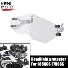 Voor Bmw F850GS F750GS F 850 Gs F 750 Gs Koplamp Protector Guard 2018 2019 Motorfiets Koplamp Grill Cover Na markt