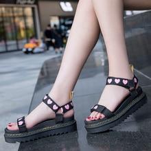 2021 Brand Designer Woman Sandalie Gladiator Velcro Sandals Women High Quality Ladies Shoes Summer P