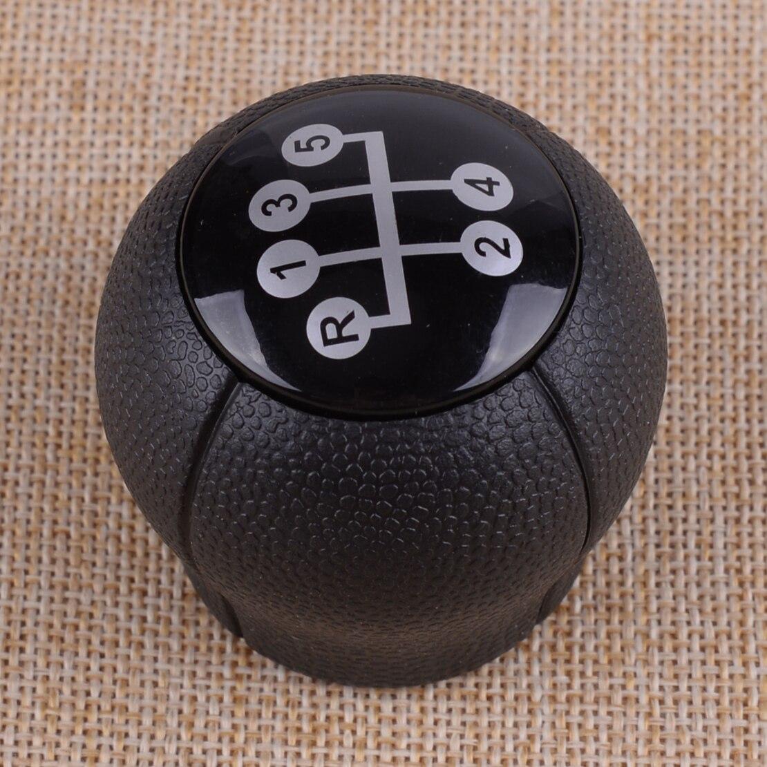 Palanca de cambios CITALL ABS Speed & R, palanca de cambios, palanca de cambios, palanca de cambio, perilla, cabeza apta para Opel Vauxhall Corsa A B Vectra Astra F G Tigra 5