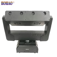 hohao 2021 new disco nightculb dj lighting double 2x 8 hole laser moving head light high brightness rgb rgb colors fast ship