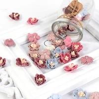 1050pcs artificial flower silk rose mini flowers for wedding decorations diy wreath headdress accessories clip art fake flower
