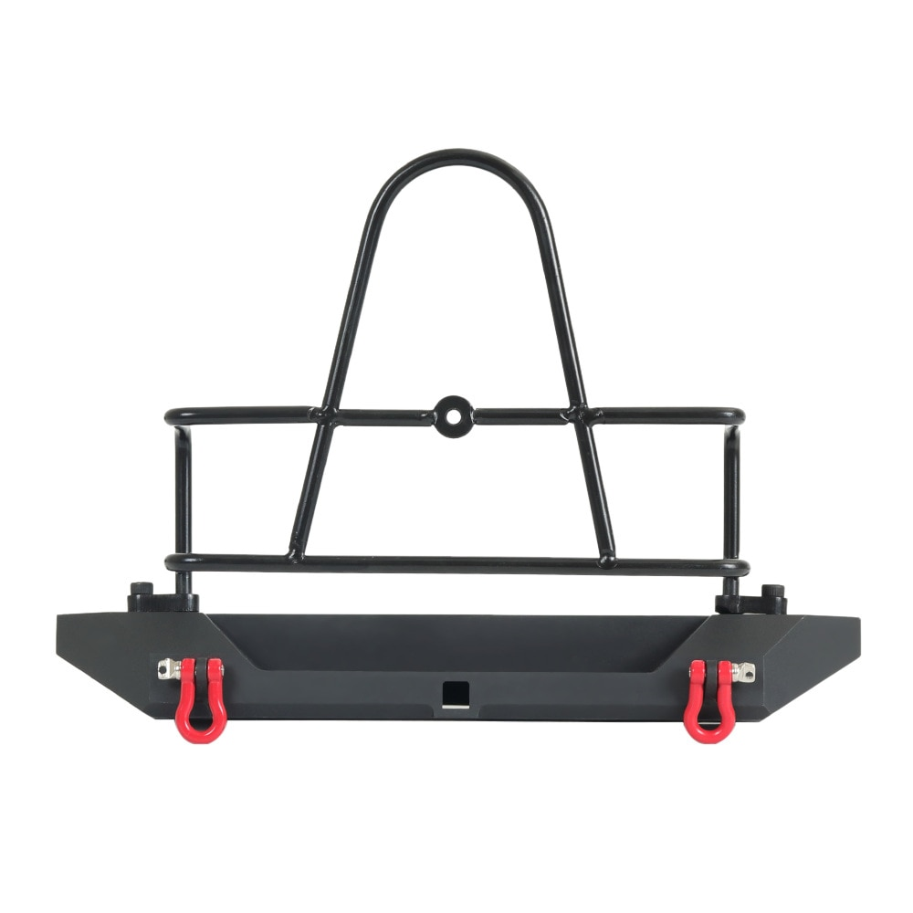 Mayitr RC Car Metal Front Rear Bumpers For 1/10 RC Crawler Defender Axial Scx10 II 90046/90047 Front and Rear Bumpers недорого