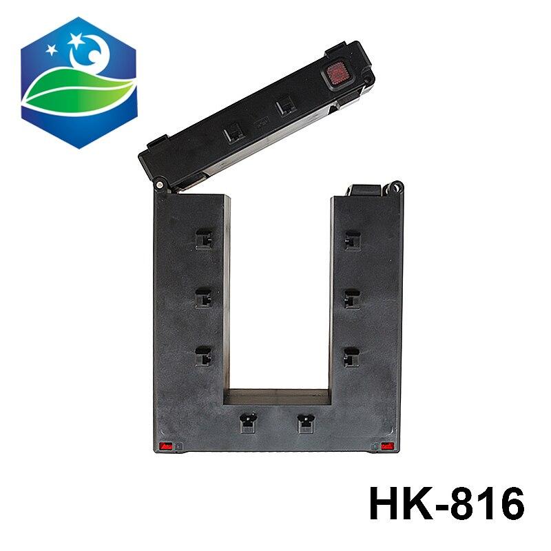 Tipo aberto alto do transformador atual do núcleo rachado da carga HK-816 2500/5