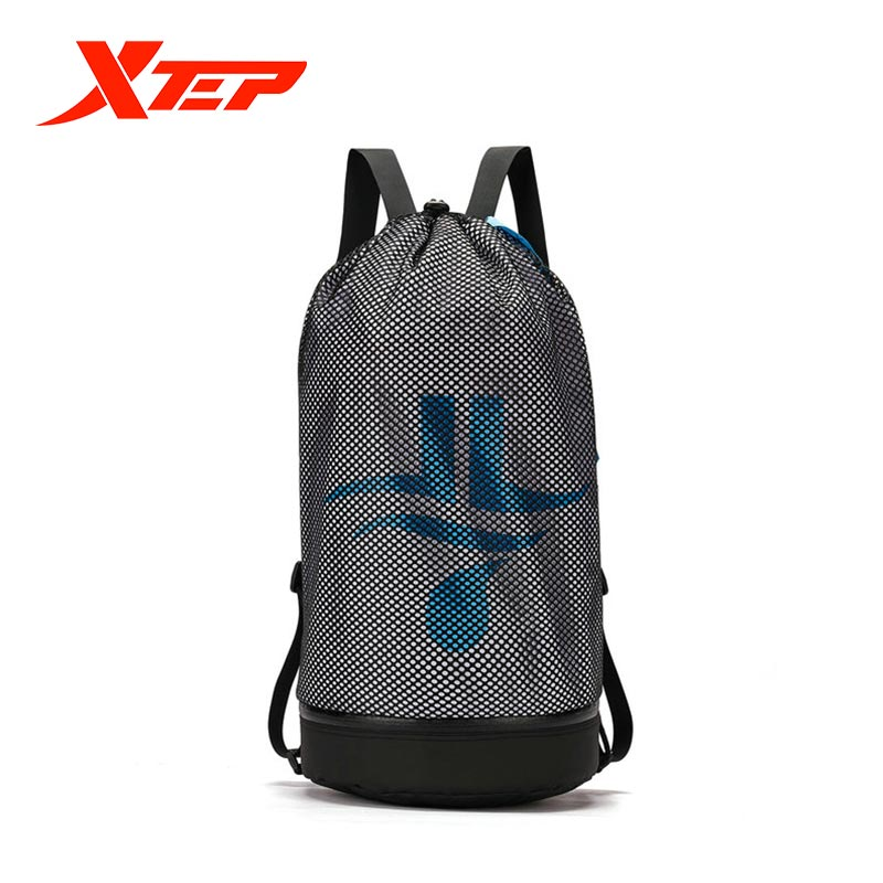 Xtep Jeremy Lin Basketball Bag Shoe Fitness Storage Running Lightweight Backpack 880239110051