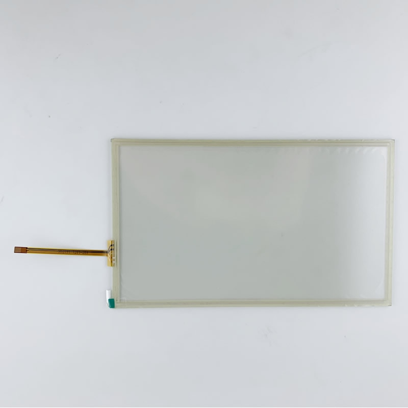 MT8102iP MT8102iQ زجاج شاشة تعمل باللمس مع فيلم لإصلاح لوحة Weinview/weinek HMI المشغل ~ تفعل ذلك بنفسك ، لديها في الأوراق المالية