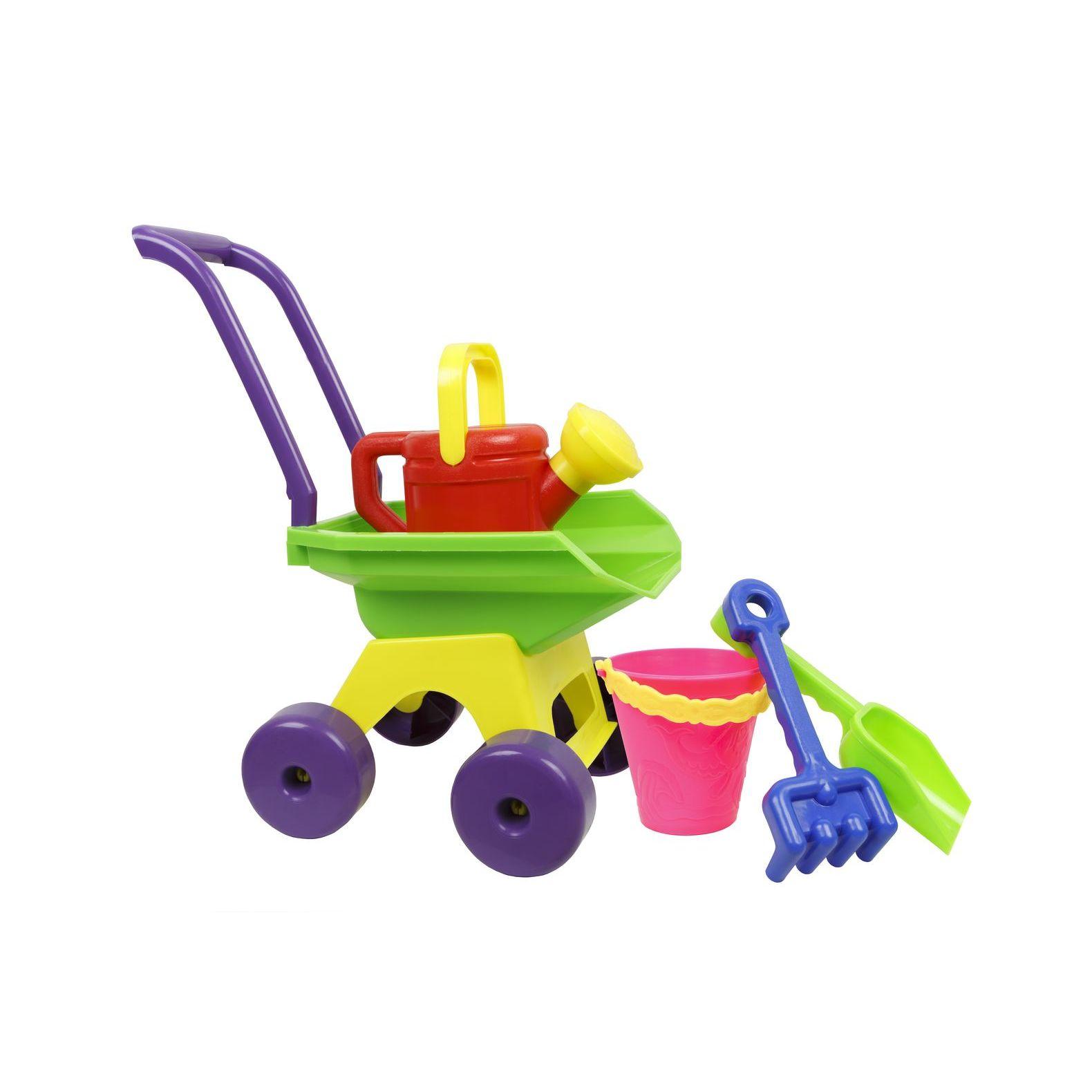 Juguetes de playa/arena OGONEK conjunto de verano #6 juguetes para niños Juego caja de arena de playa juguetes de arena